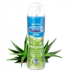 Durex Play ALoe è un gel lubrificante intimo delicato che racchiude tutte le proprietà dell'Aloe Vera.