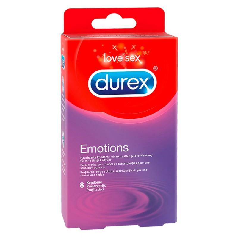 Preservativi Durex Tutto Profilattici Sottili e Extra Lubrificati