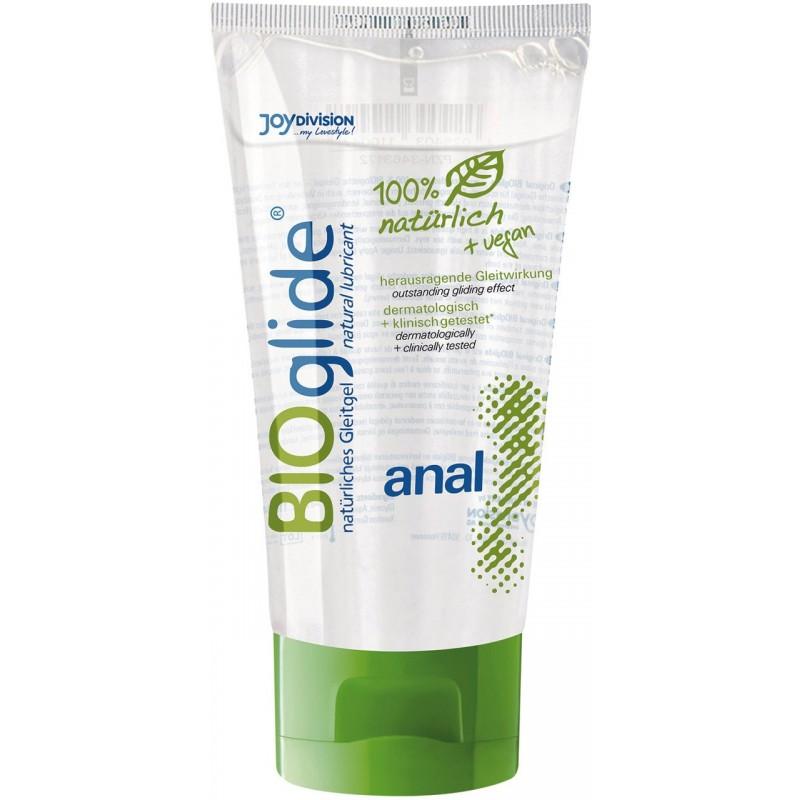 BIOglide anal lubrificante biologico e vegano
