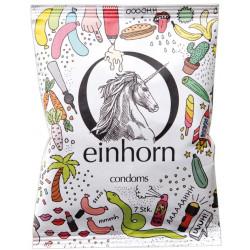 Einhorn Penisgegenstände - Preservativi Vegan Ecosostenibili