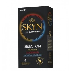 Preservativi Skyn Selection 3 tipologie differenti