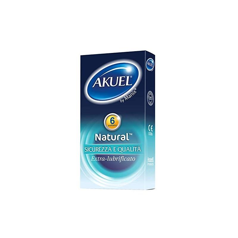 Akuel Natural Preservativi Classici