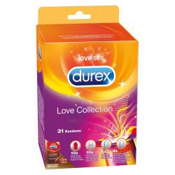 Durex Love Collection Preservativi di tipologie miste